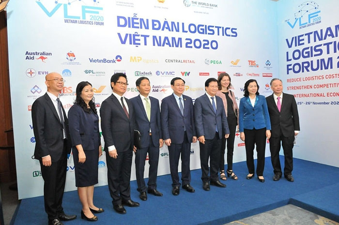 intech group noi bat tai dien dan logistics viet nam 2020