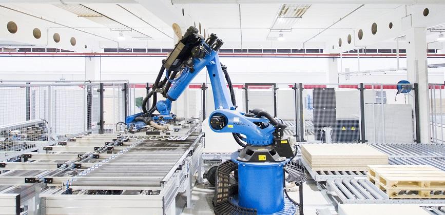 Ứng dụng của tự động hóa trong công nghiệp