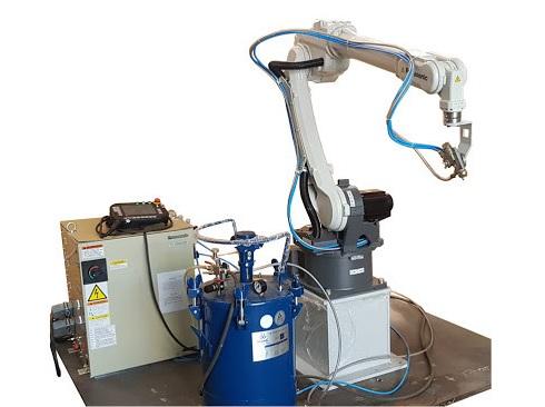 Việc áp dụng Robot trong ngành công nghiệp nhựa