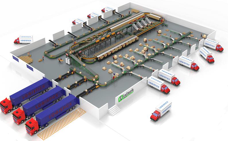 Giải pháp nhà máy thông minh - Intech Group