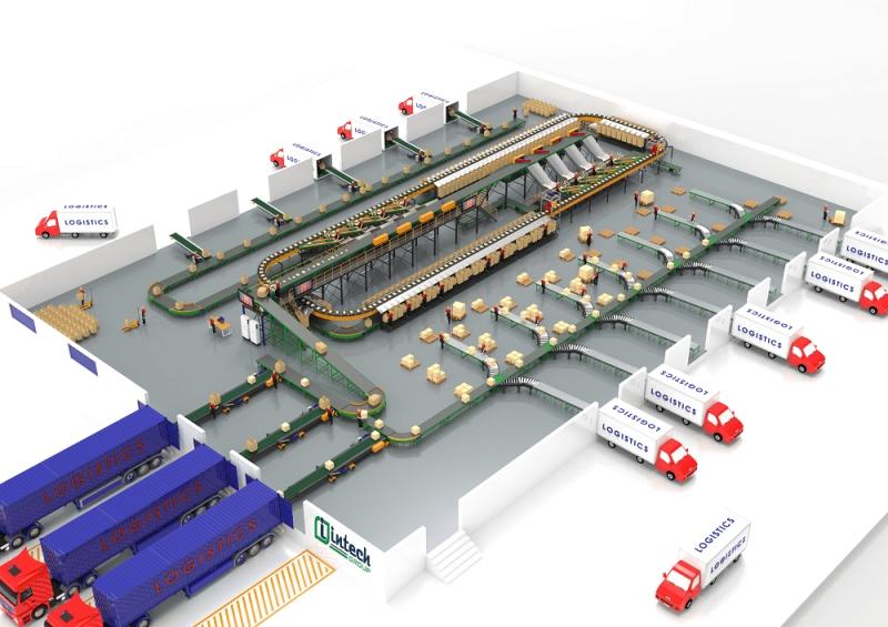 Hệ thống phân loại sản phẩm intech