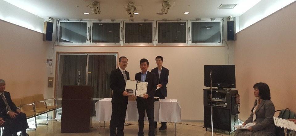 Ký kết hợp tác với đối tác Nhật Bản