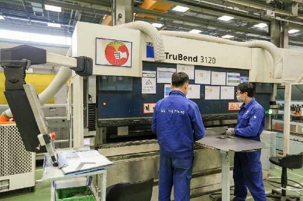 Tối ưu hóa chất lượng với giải pháp nhà máy thông minh