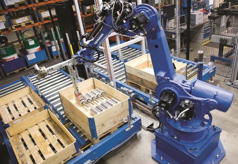 Giải pháp Robot và băng tải tích hợp mới nhất năm 2021