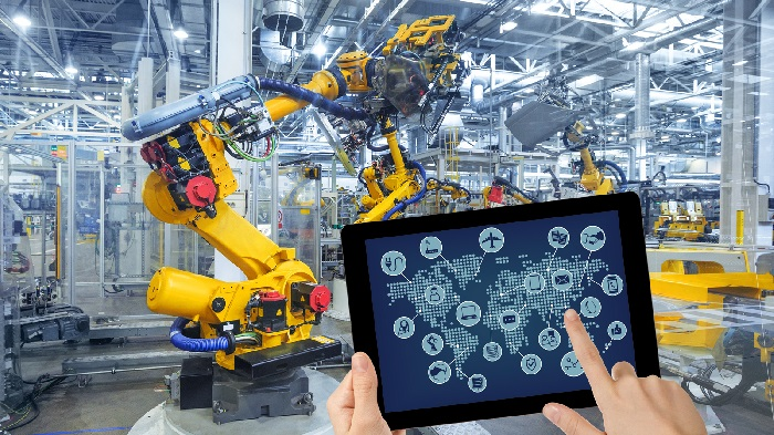 Phân biệt Robot dịch vụ với Robot công nghiệp