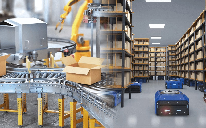 Robot tự động hóa sản xuất cho doanh nghiệp ra sao?